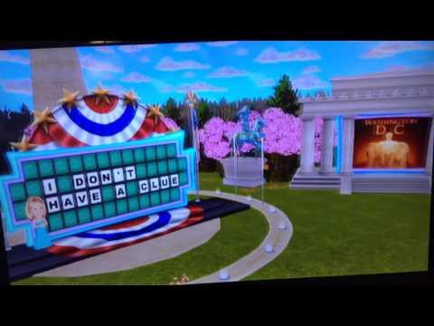 Wii Wheel of Fortune #8 Pt. 2
