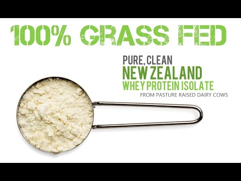 Why is Grass Fed Protein Better for You? Antler Farms Whey Protein Isolate