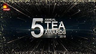 5th Annual Tea Awards 2018 20-11-2018 Kalaignar tv Show