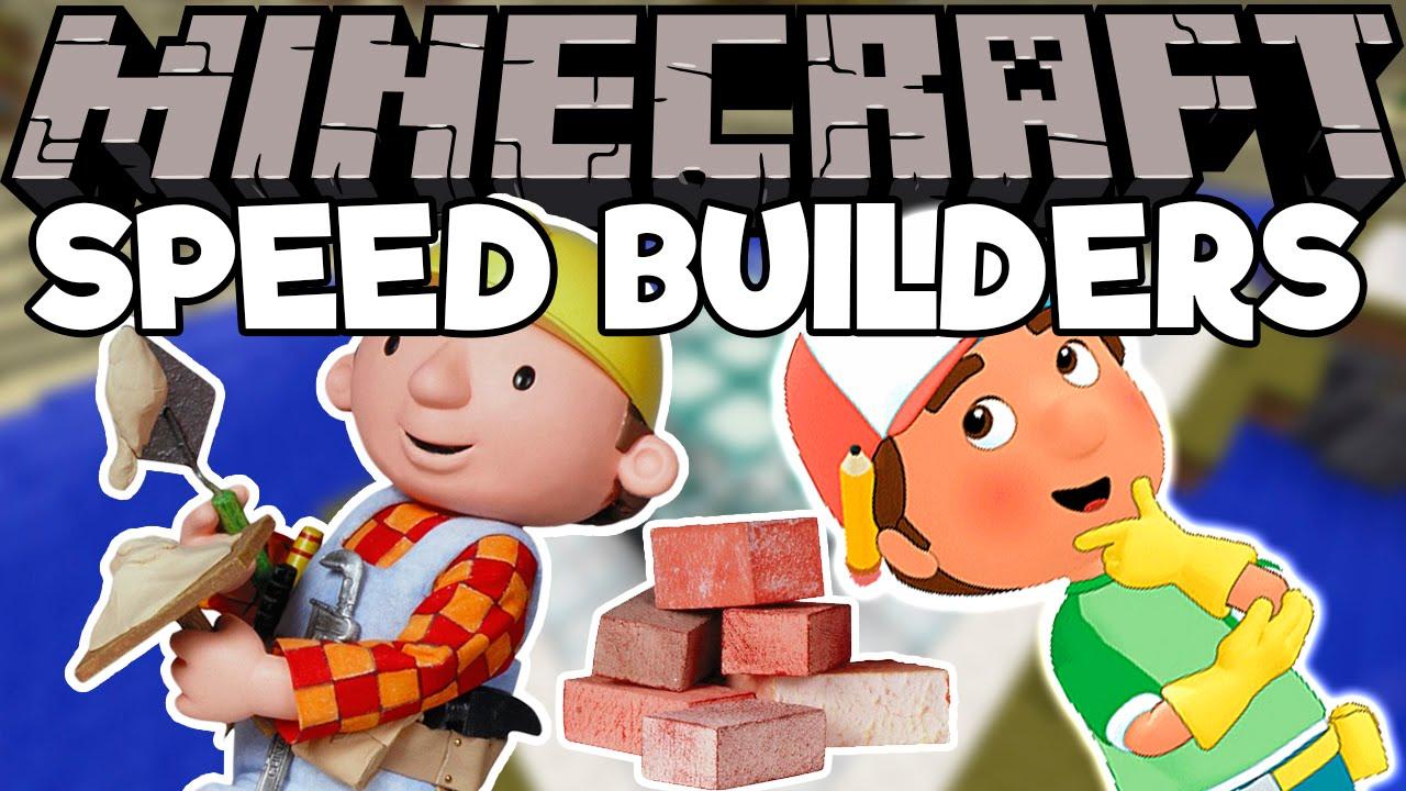 Bob el constructor y manny manitas speed builders c - Bob el manitas ...