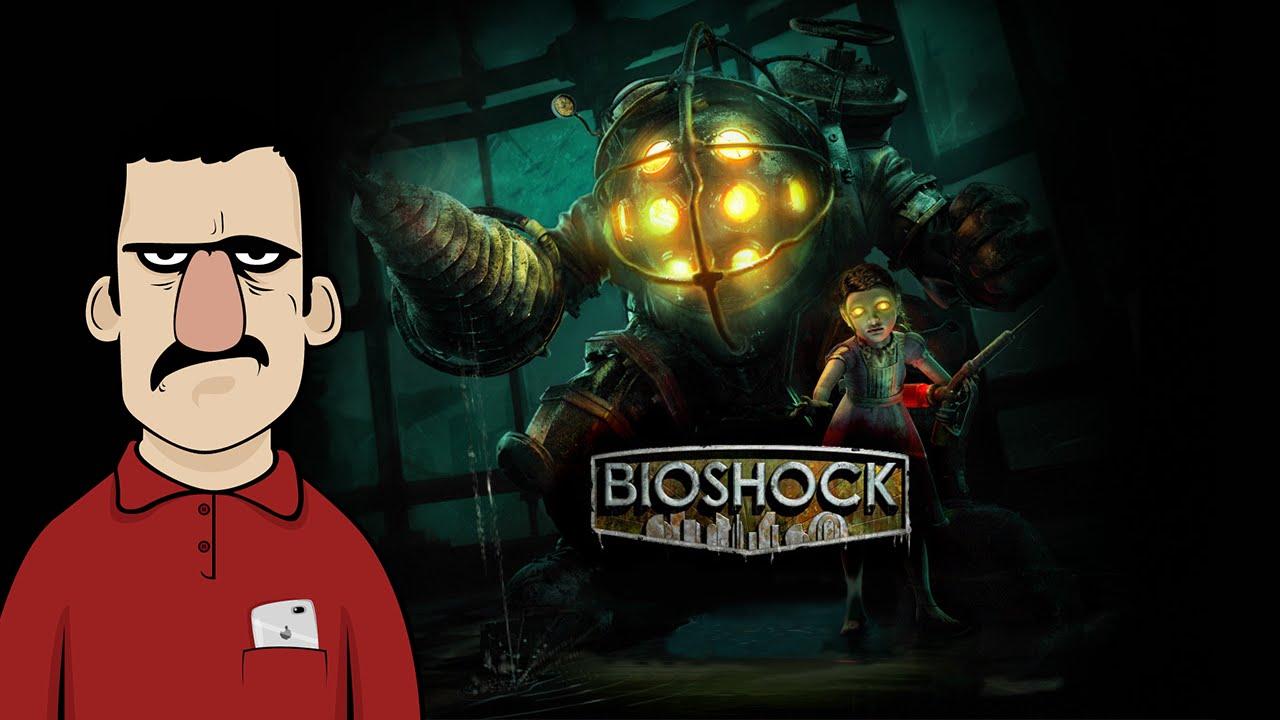 Bioshock İncelemesi - Teknolojiye Atarlanan Adam