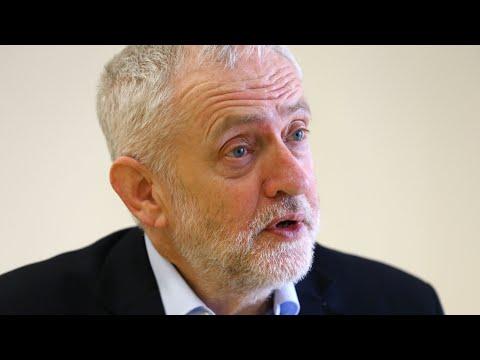 Jeremy Corbyn questions Boris Johnson's claim on Russian-made novichok