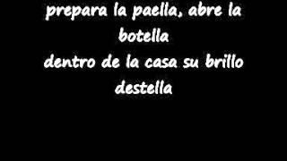 nota de amor- letra- Wisin, Carlos Vives ft. Daddy Yankee