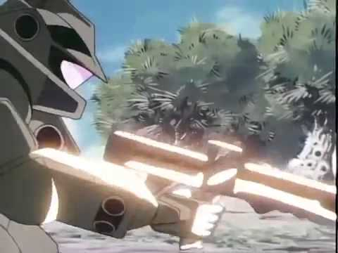 Starship Troopers Anime English Part 6 of 6