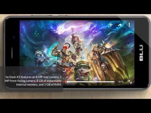 BLU DASH X2 5 0 Inch Unlocked Smartphone