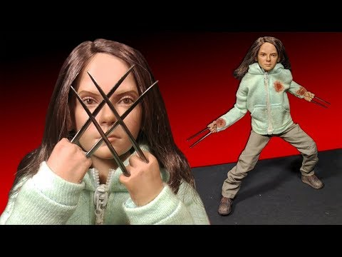 Laura (X-23) Logan 1/6 Scale Action Figure Review