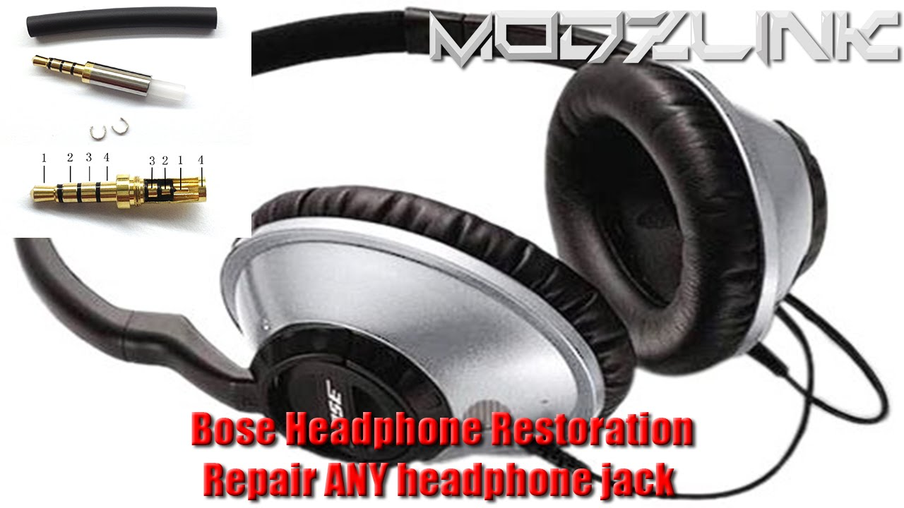 hight resolution of how to repair the headphone jack on any headphones