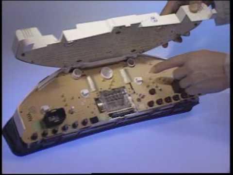 r129 Instrument Cluster