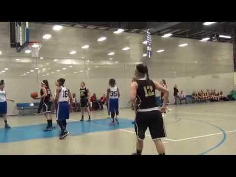 Payton Ouimette Bay State Jaguars NH Rivals Mass AAU D1 Semifinal May 2014