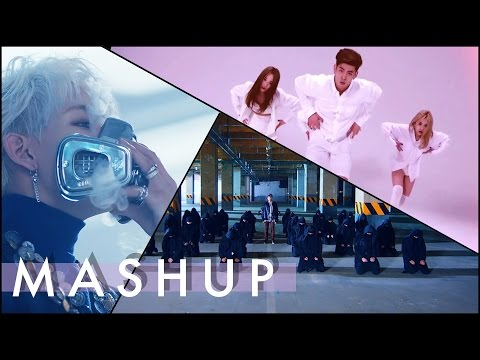 GOT7 x BTS x K.A.R.D - Never Ever / Not Today / Don't Recall MASHUP