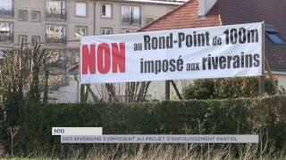 N10 : des riverains s'opposent au projet d'enfouissement à Trappes