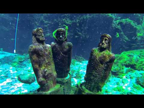 Scuba Diving at Silver Springs, Florida