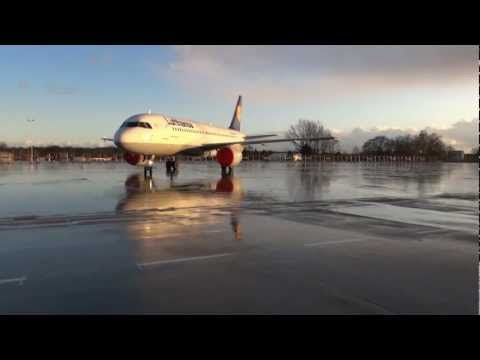 Airbus A320 Electric Taxi FIRST TEST!