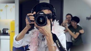 DRTV по-русски: Заблуждения о фотографах