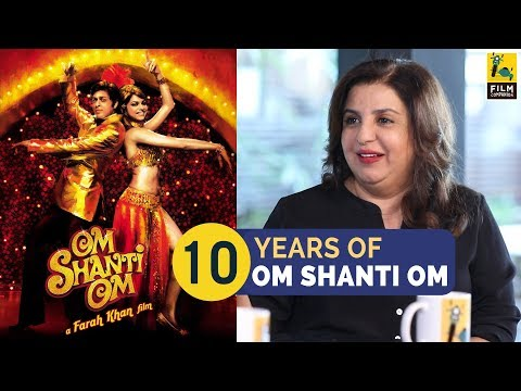10 Years of Om Shanti Om | Farah Khan Interview with Anupama Chopra
