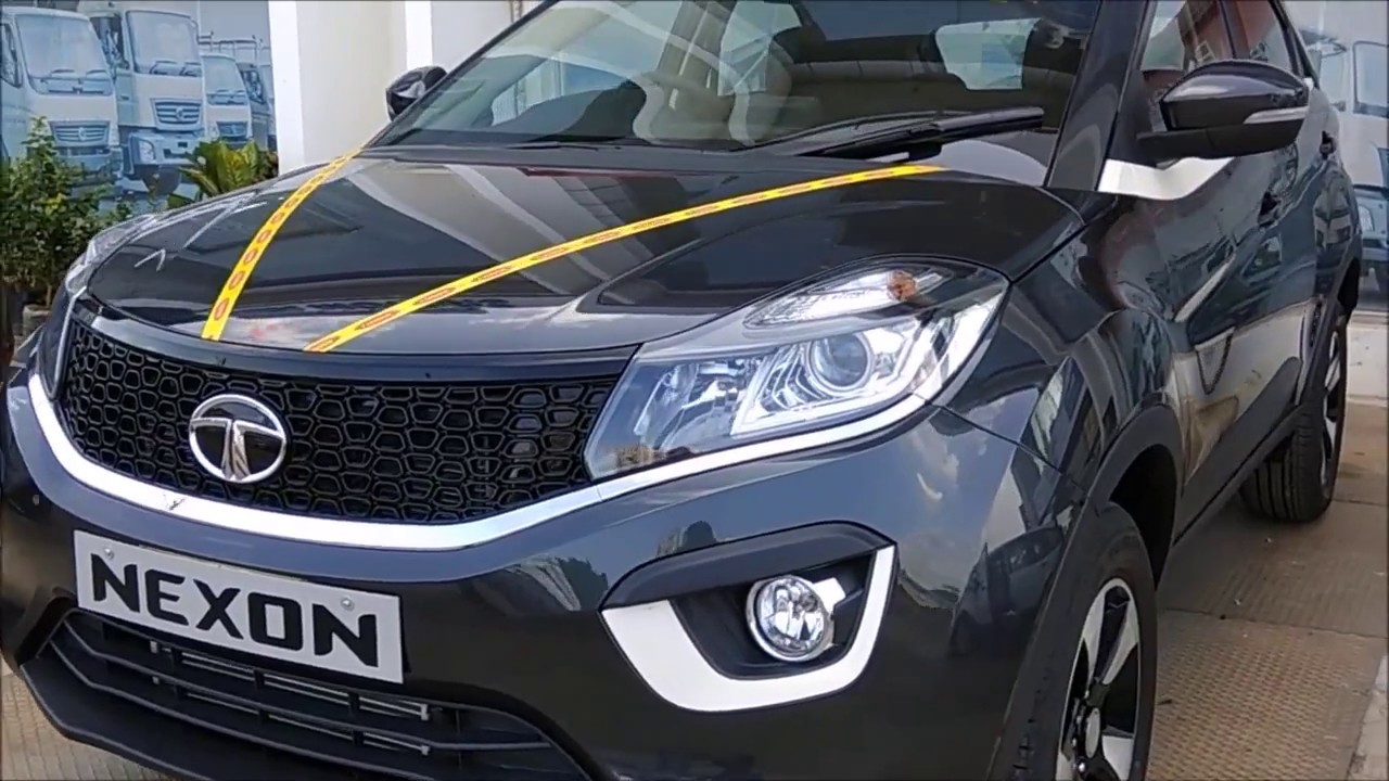 Tata Nexon Launched Petrol 5 85 L 8 59 L Diesel 6