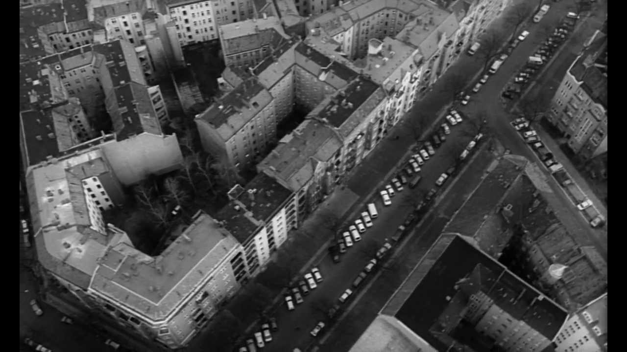 Wings of Desire title sequence HD - YouTube