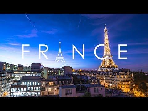 FRANCE | Eiffel Tower, Aquarium Pool & Bubble Hotel