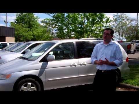 Economy Lot | Tameron Honda | Richard McGuire, Economy Lot Manager