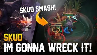 Strike of Kings: SKUD SMASH!! Skud Gameplay