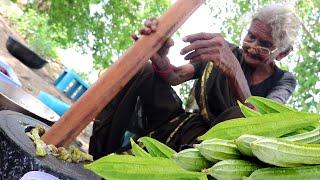 Instant Ridge Gourd Chutney | Beerakaya pachadi| Country foods