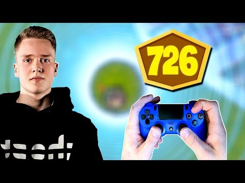 Ghost Kamo Gets 726 Points Ranked Duos Arena (Best Controller Player!)   GodLike Fortnite