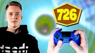 Ghost Kamo Gets 726 Points Ranked Duos Arena (Best Controller Player!) | GodLike Fortnite