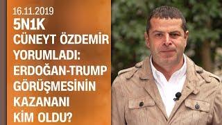 Erdoğan-Trump görüşmesinin perde arkası, NATO'nun hikayesi, Bolivya'da yaşananlar - 5N1K 16.11.2019