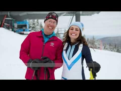NBC10 Boston - Winter at Bretton Woods