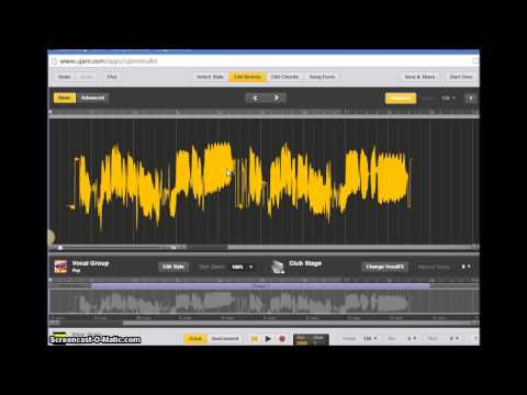 How to Make a Simple Song with UJam - YouTube