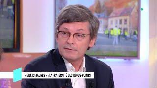 """""""Gilets Jaunes"""" : la fraternité des ronds-points - C l'hebdo - 22/12/2018"""
