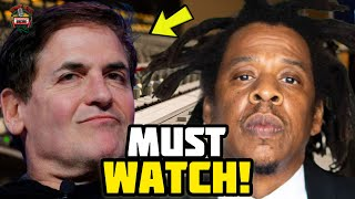 Mark Cuban Drops The Real On What He Thinks About Jay-Z!