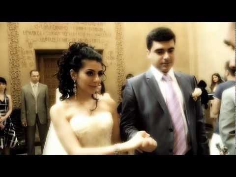 Армянская Свадьба. Свадебный клип By Ararat Studio