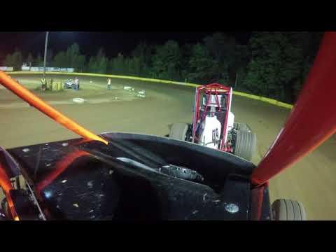 600 Rookie Feature Race @ Hamlin Speedway 8/19/17