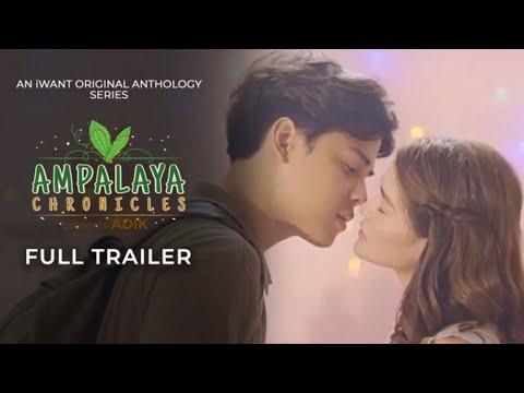 Ampalaya Chronicles Presents Adik -Full Trailer | IWant Original Anthology Series