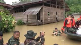 14 Dead In Southern Thai Floods