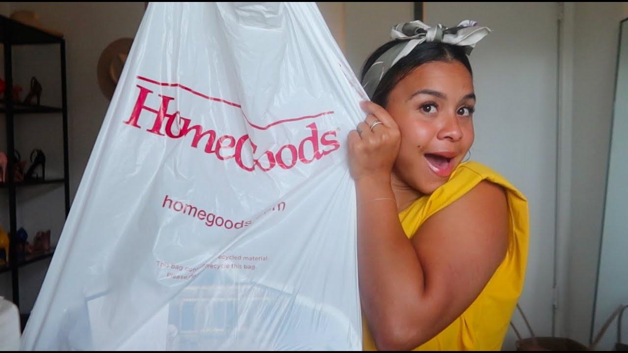 HomeGoods Trip | Random Stuff Haul