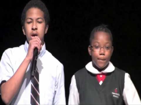 "Oratory - Center City PCS Petworth Campus, ""Response to a Serenade"""