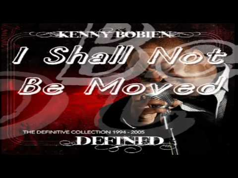"""Kenny Bobien - """" I Shall Not Be Moved """""""