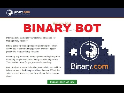 cara menggunakan robot trading binary