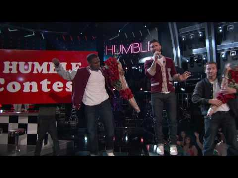 Im So Humble feat. Adam Levine - THE VOICE LIVE PERFORMANCE