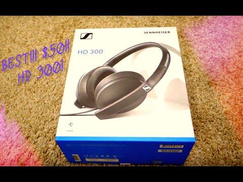$50-headphones?-sennheiser-hd-300!-(unboxing)