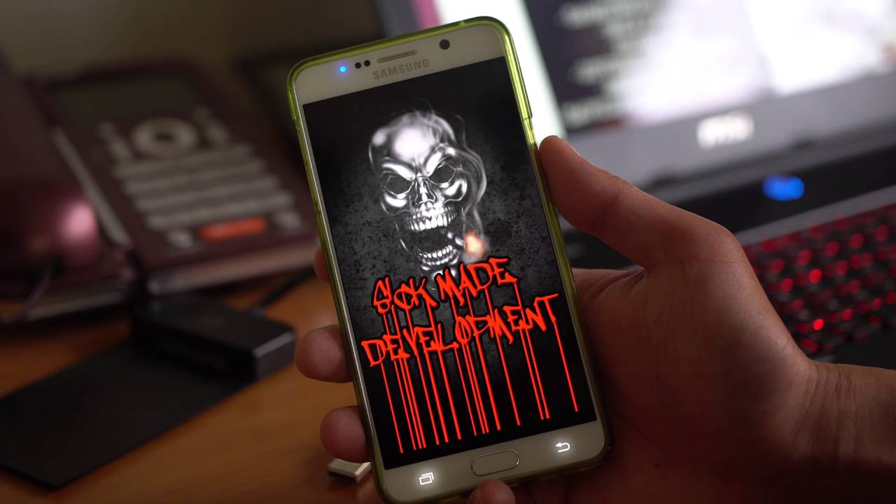 Sick as HELL ROM for Galaxy Note 5! [Android]