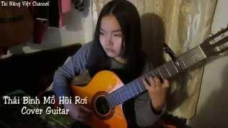 Thái Bình Mồ Hôi Rơi - Sơn Tùng M-TP - Cover Guitar cực hay