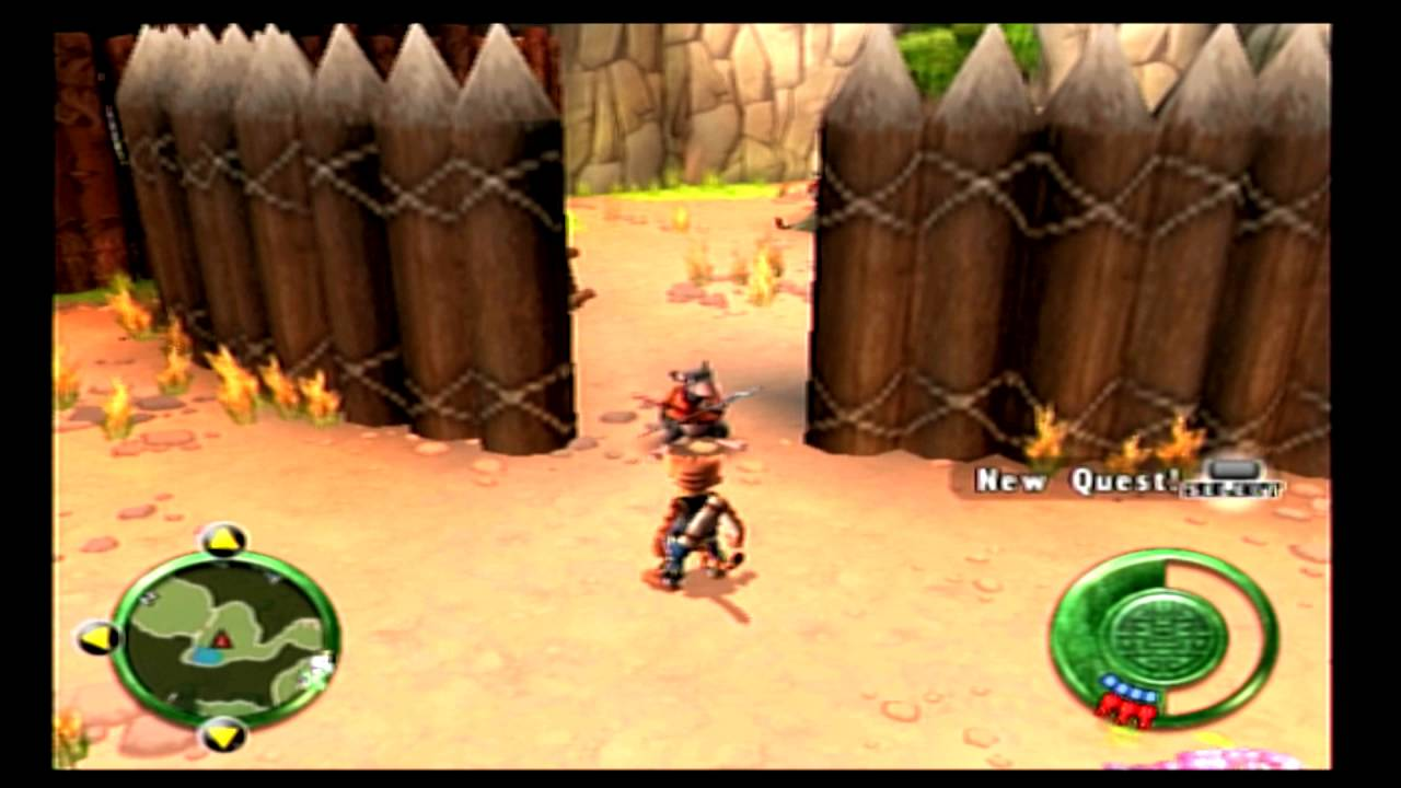 Legend of kay PS2 GAME,