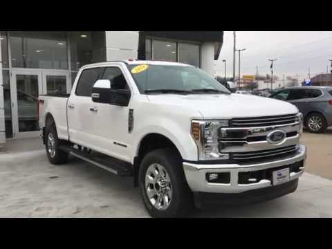 [2018 Ford F-250] Walkaround/Overview - (Stock #T89619A)
