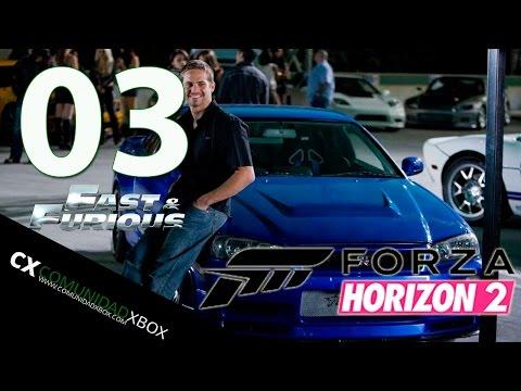 Fast and Furious | El coche favorito de Paul Walker (Brian O`conner) | Forza Horizon 2 | #3