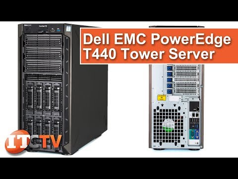 Dell EMC PowerEdge T440 Tower Server | IT Creations