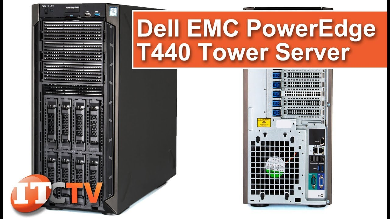 Dell EMC PowerEdge T440 Server Review | IT Creations