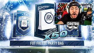 50 PARTY BAG PACKS!! FIFA 21